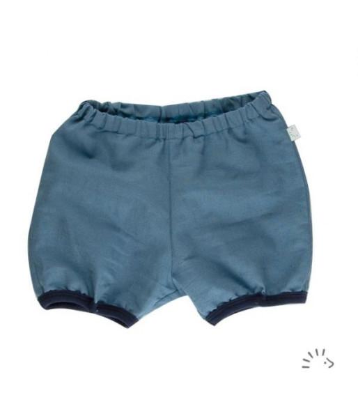 PoPoLiNi iobio Shorts FARO Model 092116-35-434 Mittelblau | bibaboo.ch