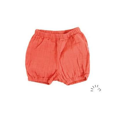 PoPoLiNi iobio Shorts FARO Model 092116-99-45 Coral | bibaboo.ch