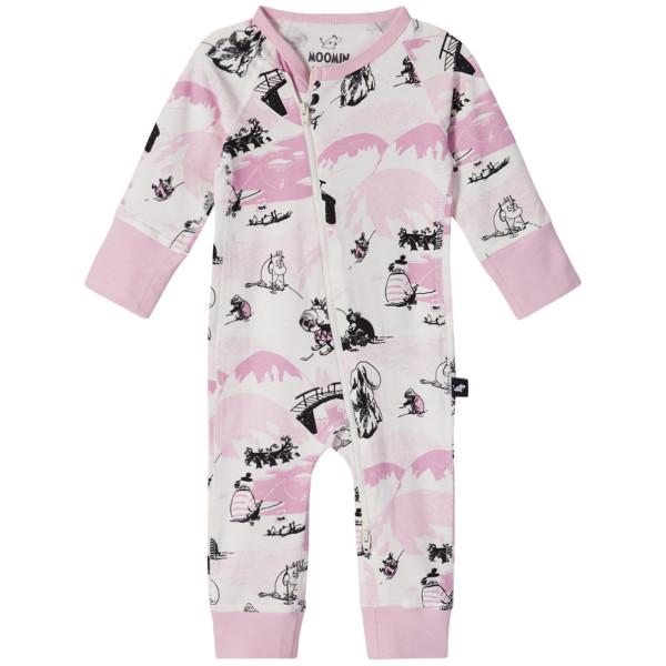 Baby Schlafanzug Moomin Trygg