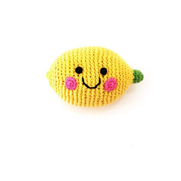 Friendly lemon