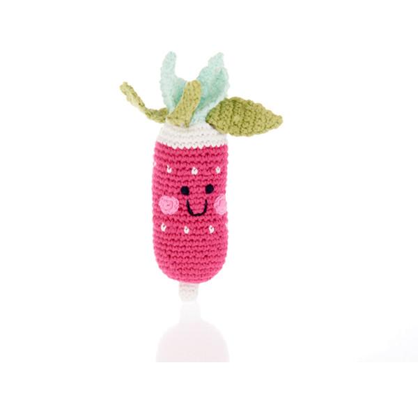 Friendly vegetable – radish