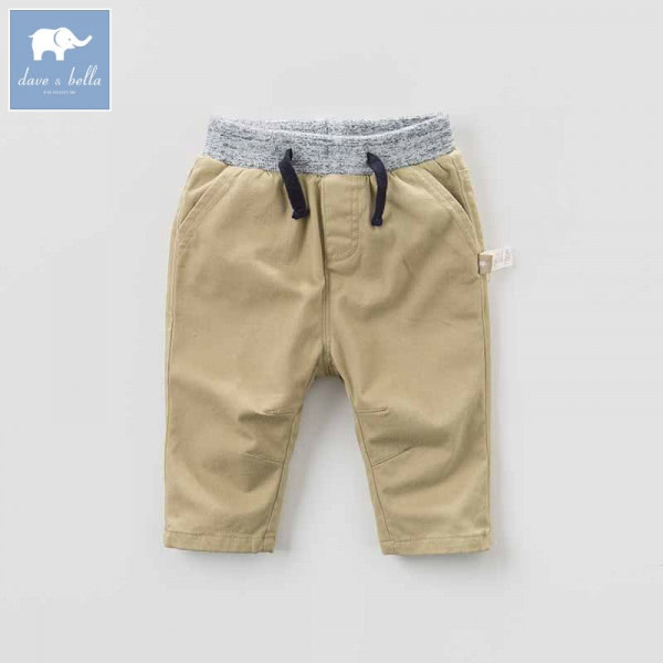 Trousers with a soft waistband