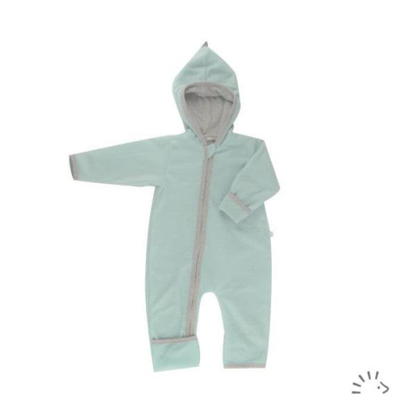 Baby Overall Grün Meliert