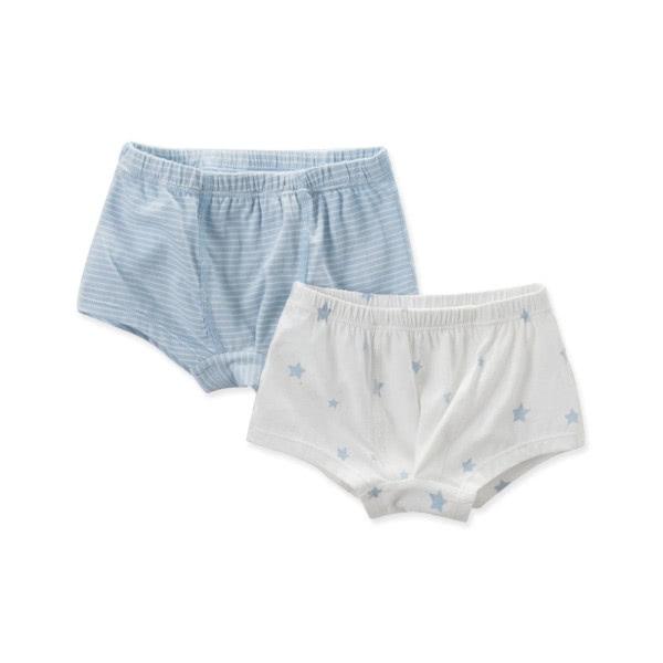 Unterhose für Jungen 2er Set